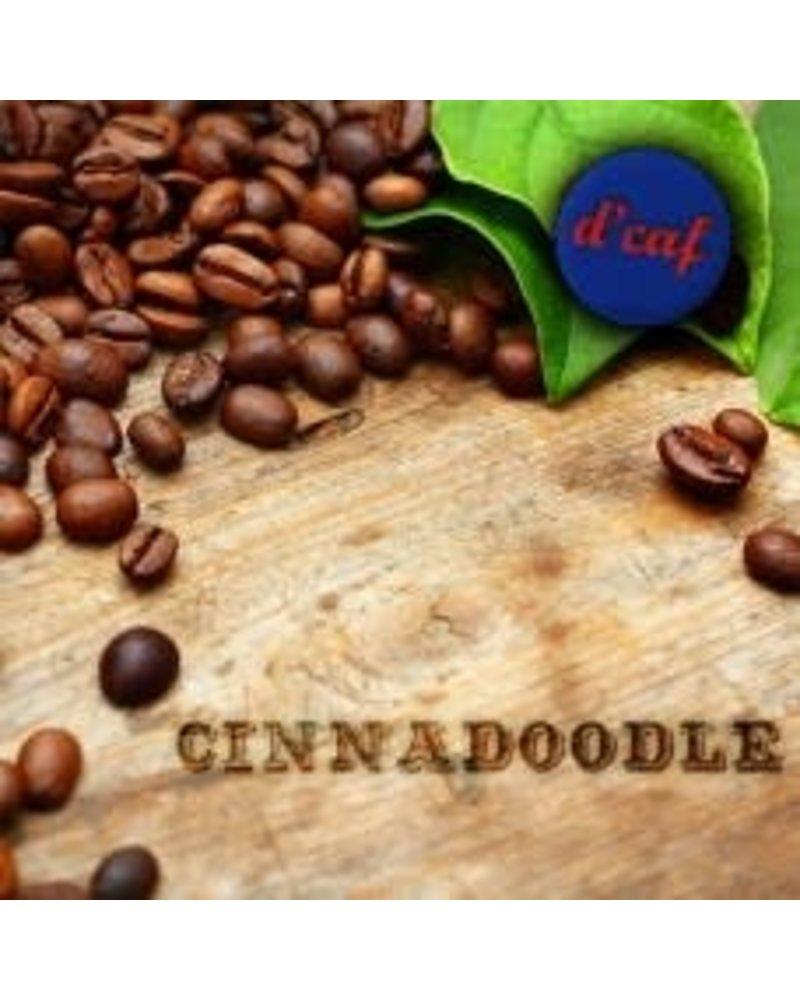 Dark Canyon Coffee Cinnadoodle Decaf .5 LBS