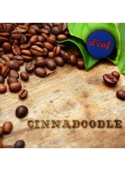 Dark Canyon Coffee Cinnadoodle Decaf .25 LBS