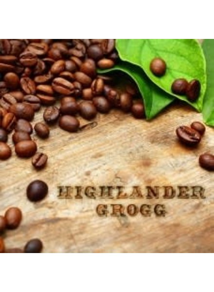 Dark Canyon Coffee Highlander Grogg .5 LBS