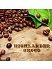 Dark Canyon Coffee Highlander Grogg .25 LBS