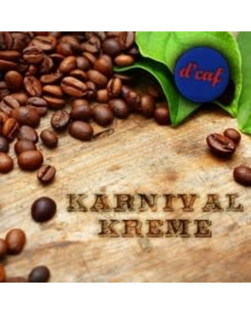 Dark Canyon Coffee Karnival Kreme Decaf .25 LBS
