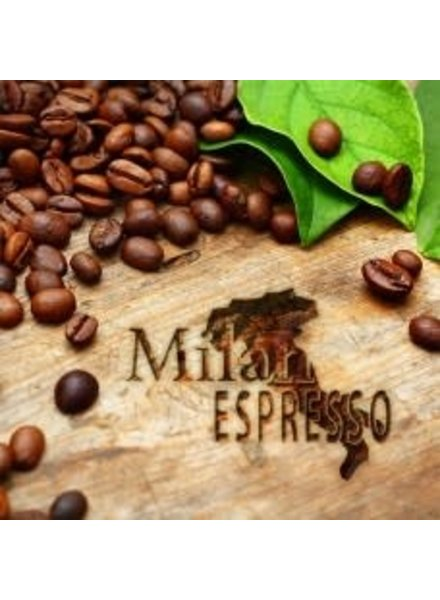 Dark Canyon Coffee Milan Espresso .5 LBS