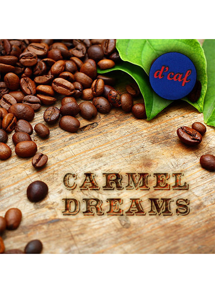 Dark Canyon Coffee Caramel Dreams Decaf .5 LBS