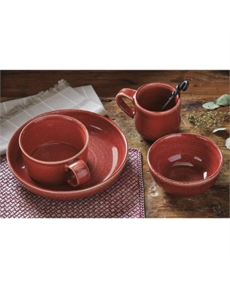 Tag Loft Bowl Red