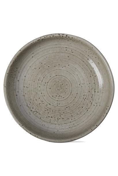 Loft Plate 11.25'' Latte