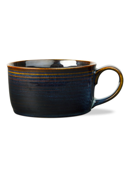 Loft Soup Mug Midnight Blue