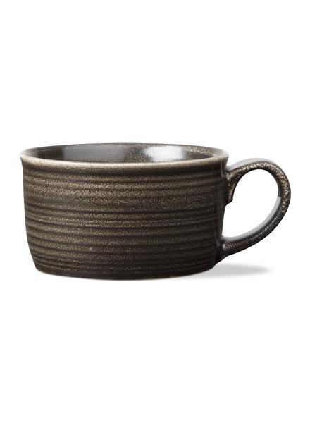 Loft Soup Mug Black