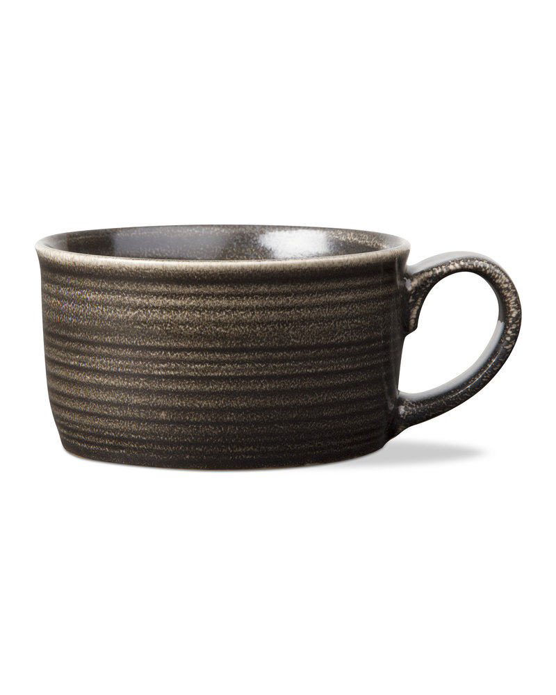 Tag Loft Soup Mug Black