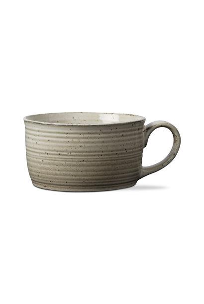 Loft Soup Mug Latte