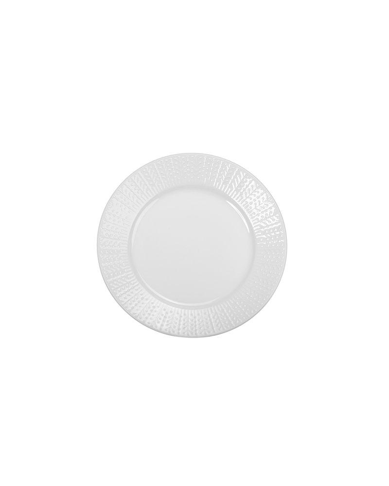 BIA Cordon Bleu Dinner Plate Tabula White