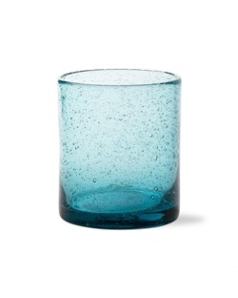 Tag Bubble Glass Aqua DOF