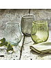 Tag Bubble Glass Foliage Stemless