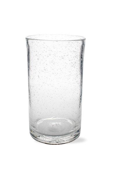 Bubble Glass Clear Tumbler