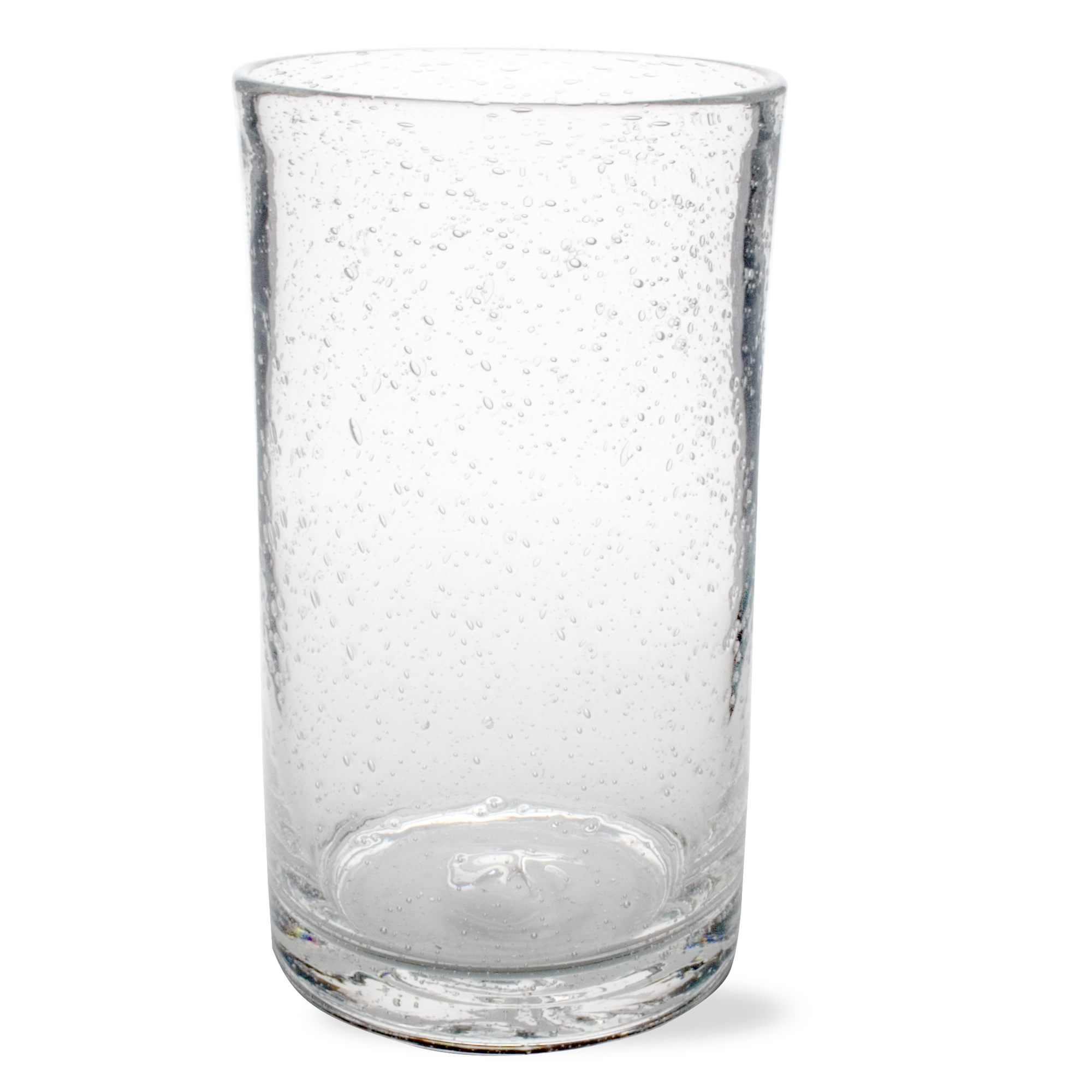 Bubble Glass Clear Tumbler-1
