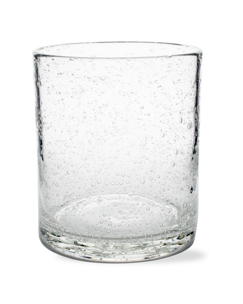 Tag Bubble Glass Clear DOF