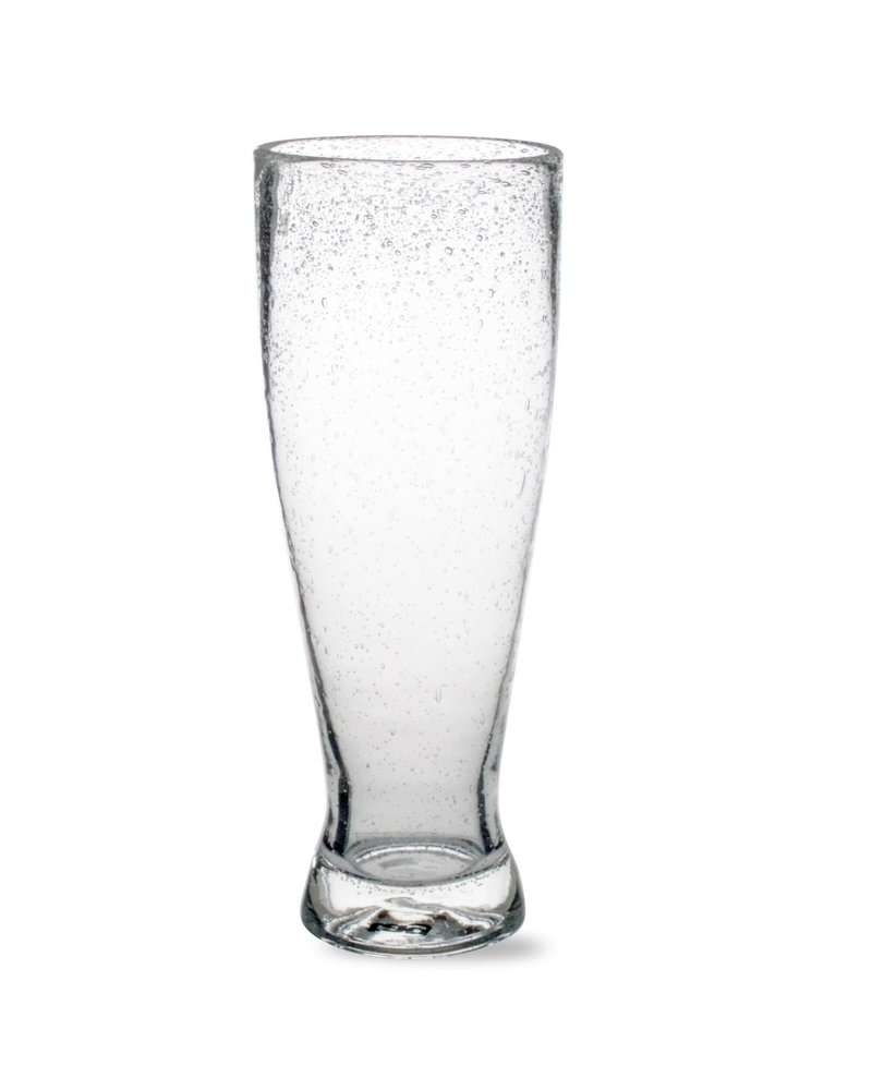Bubble Glass Clear Beer Pilsner