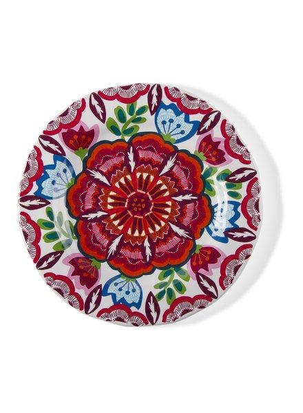 Tag Talavera Salad Plate
