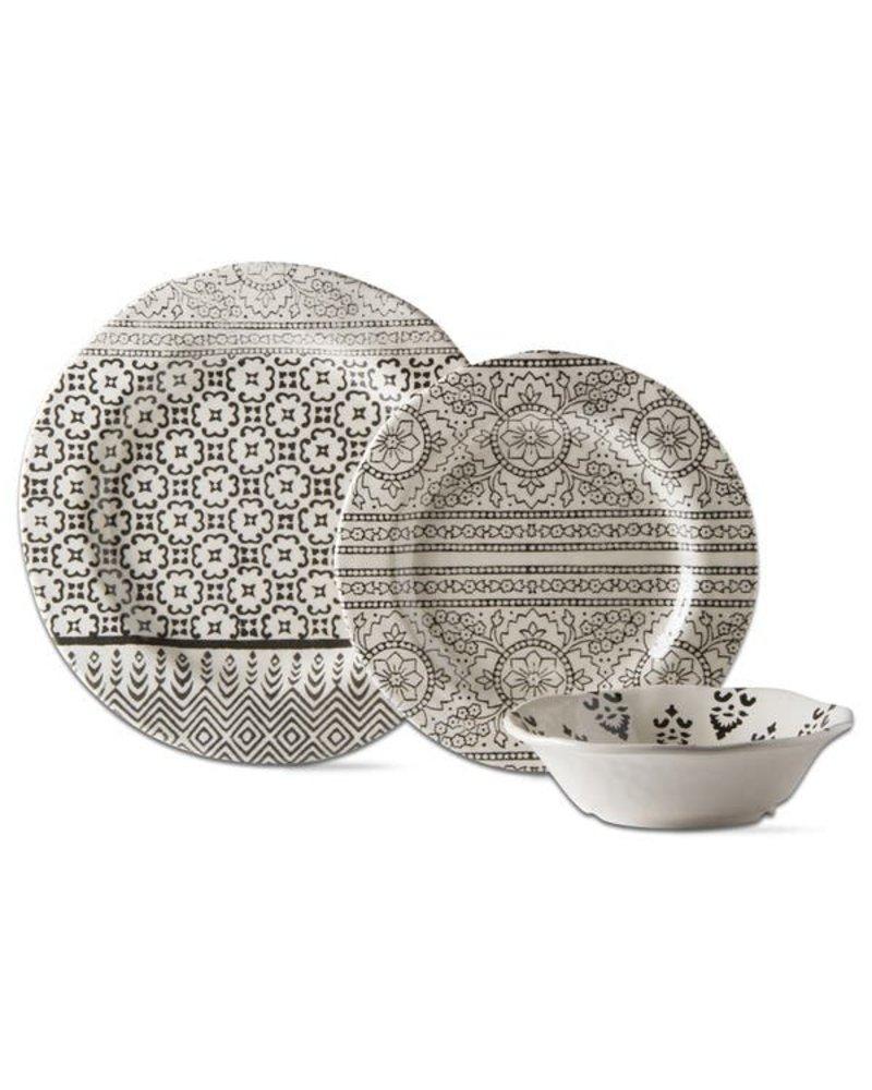Henna Salad Plate