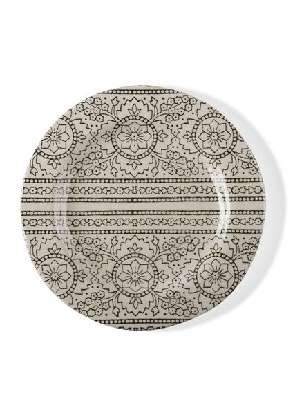 Henna Dinner Plate