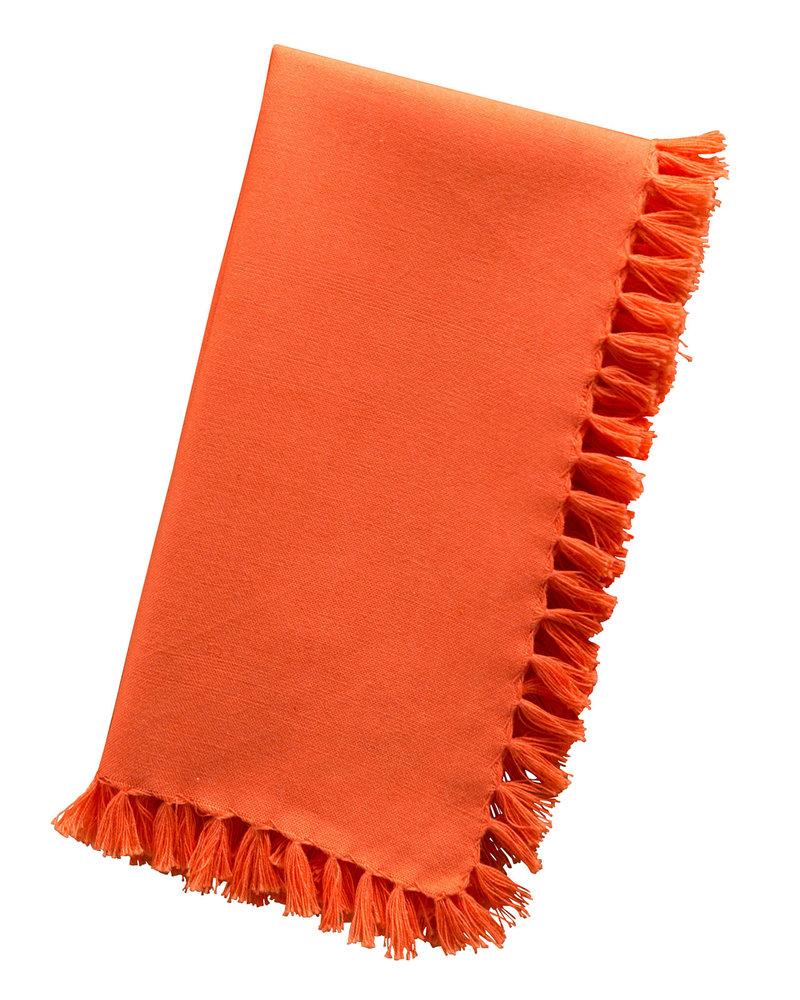 April Cornell Napkin Essential Orange