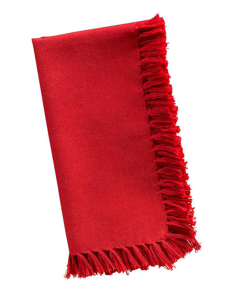 April Cornell Napkin Essential Red