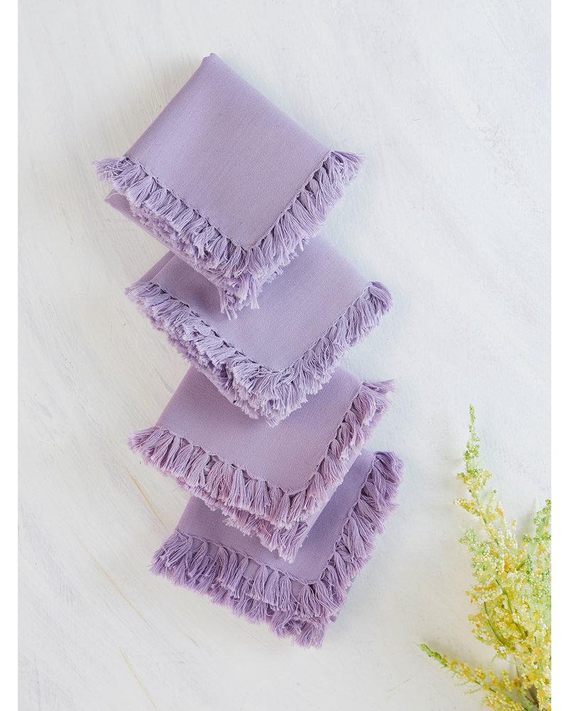 April Cornell Napkin Essential Lavender