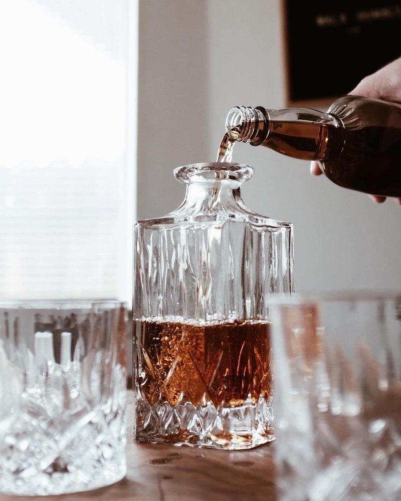 Viski Decanter Liquor Admiral by Viski