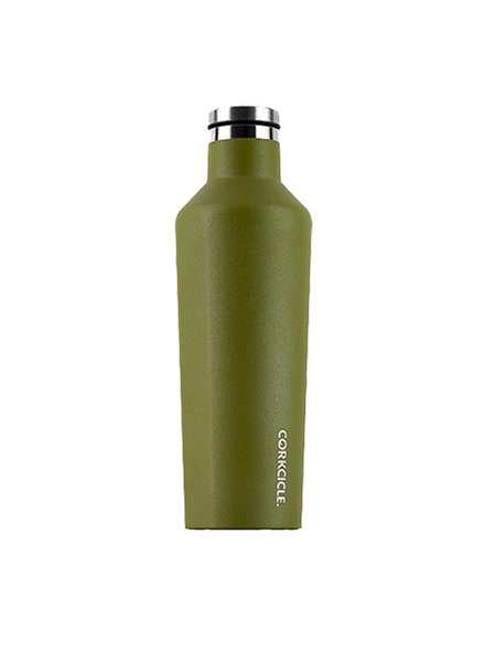 Corkcicle Canteen 16oz  Olive