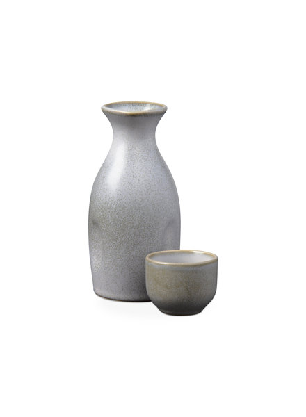 Tag Sake Set Zen Gray