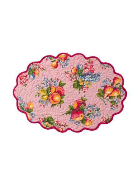 Placemat Fruit Basket Multi