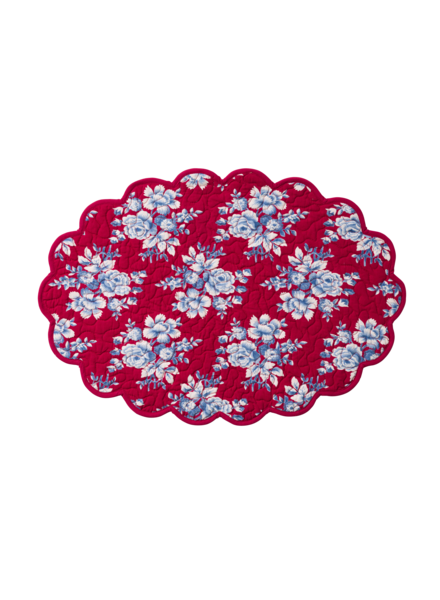Placemat Willa Rose Red