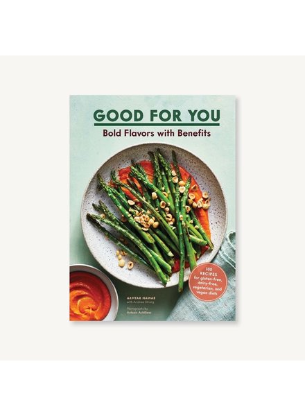 Good For You Cook Book