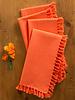 Napkin Cham Pink/Orange