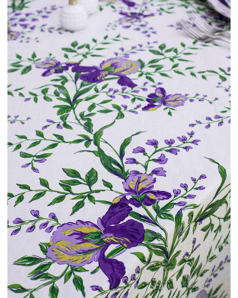 Table Cloth Iris