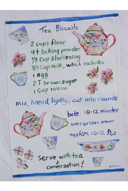 Tea Towel Biscuit