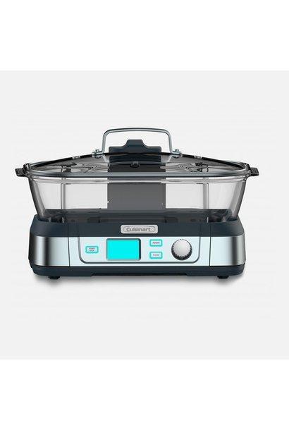 Cook Fresh™ Digital Glass Steamer