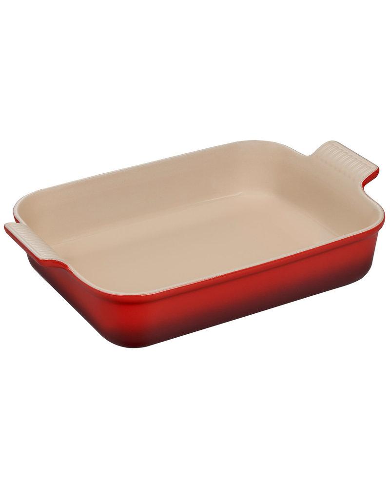 "Le Creuset Heritage Rectangular Dish 4QT (12"" x 9"")"