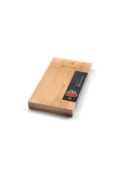 Outset Outset Cedar Planks 4pc Set
