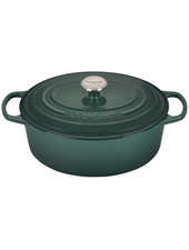 Le Creuset Signature Oval Dutch Oven Artichaut