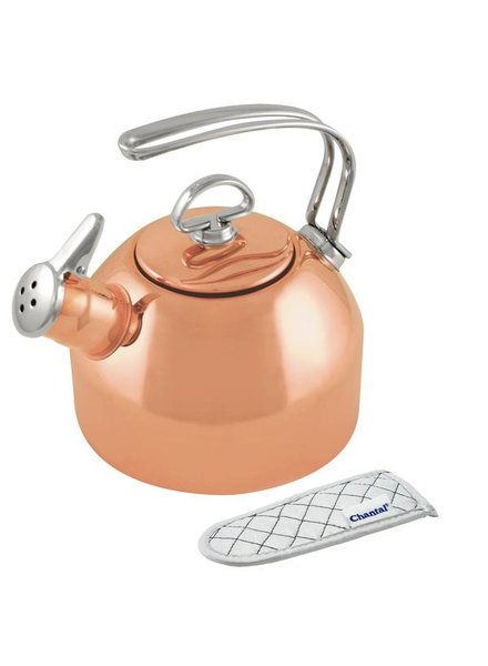 Chantal Teakettle Copper