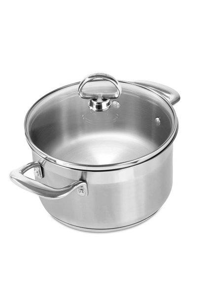 Soup Pot 2QT ID21 S/S