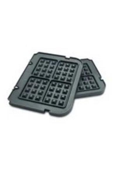 Griddler Waffle Plates 2 Pack