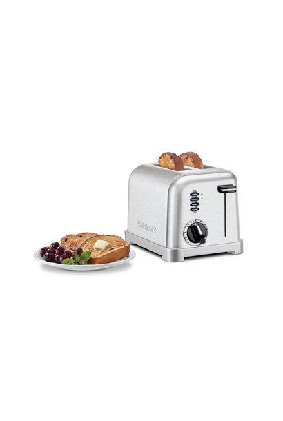 Toaster 2 Slice Metal