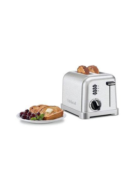 Cuisinart Toaster 2 Slice Metal