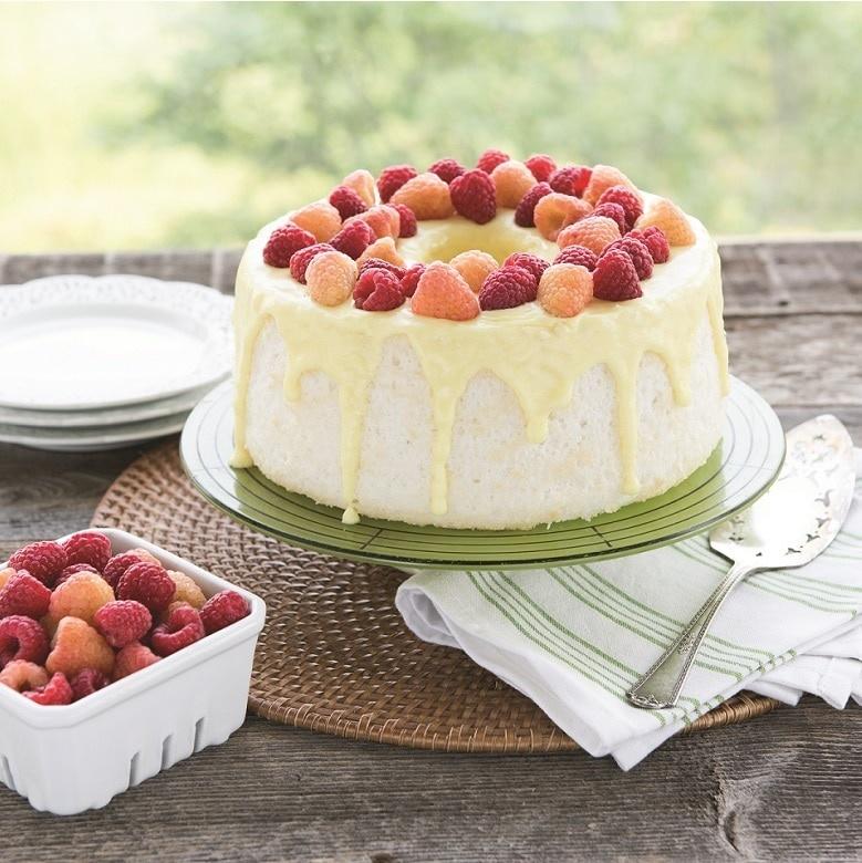 Cake Pan Naturals Angel Food Pan 2PC-2