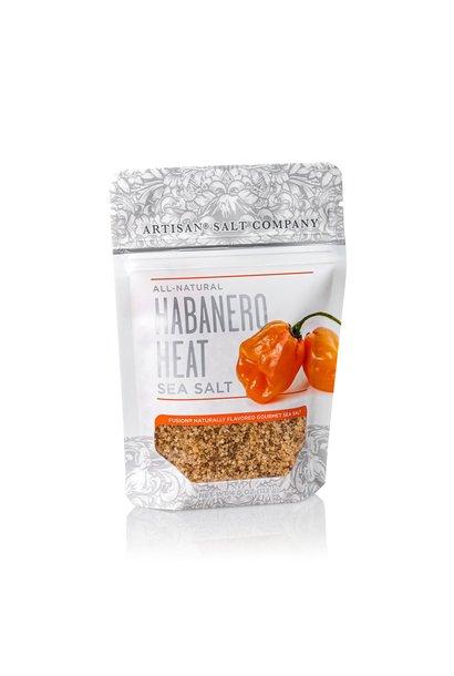 Habanero Fusion Sea Salt 4oz Zip Pouch