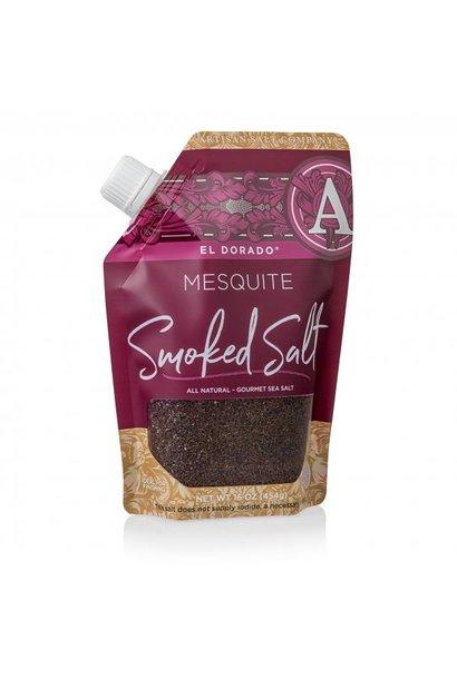 El Dorado Mesquite Smoked Sea Salt 16oz Pour Pouch