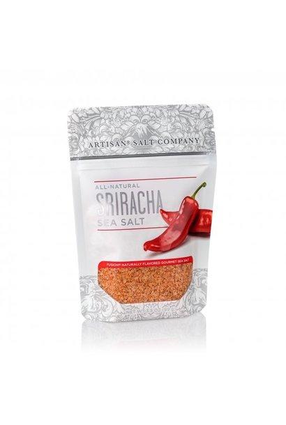 Sriracha Fusion Sea Salt 3.5oz Zip Pouch