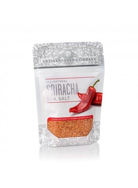 SaltWorks Sriracha Fusion Sea Salt 3.5oz Zip Pouch