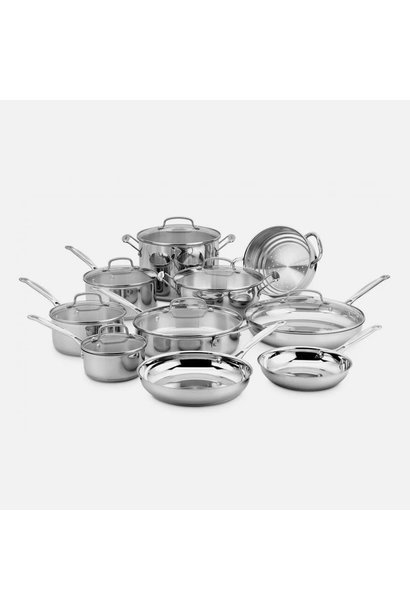 Cookware Chefs Classic 17PC